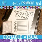 Visual Editable Sub Binder