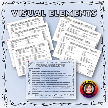 Visual Elements of Art and Design