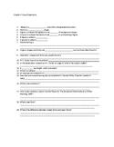 Visual Experience text by Davis-Chapter 4 Handout