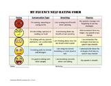 Visual Fluency Self Rating Form