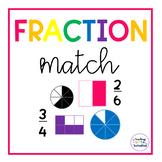 Visual Fraction Match