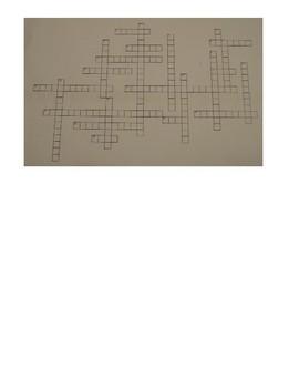 Visual Geometry Vocabulary Check
