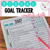 Visual Goal Chart {Editable}