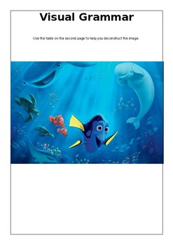 Visual Grammar Practice Junior English