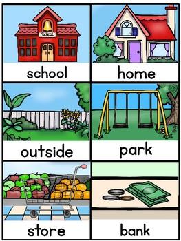Visual Home Schedule