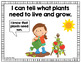 """Visual """"I Can"""" Statements for the Kindergarten Next Gen Science Standards- color"""