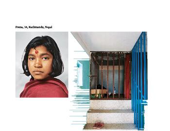 Visual Inference Center - Where Children Sleep Set #3