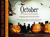 October Photo Presentation: Editable PowerPoint Presentation