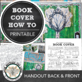 Design a Book Cover for your Visual Journal: Middle or High School Handout