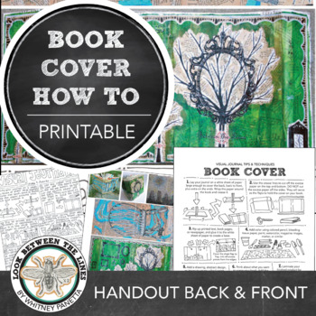 Visual Journal, Altered Books HS or MS Lesson: How to Desi