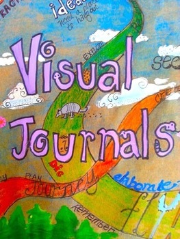 Visual Journal Assignments for Art I: Art Elements and Principles of Design