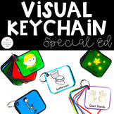 Visual Keychain for Special Education