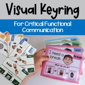 Visual Keyring Support