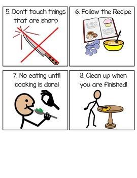 Visual Kitchen Rules