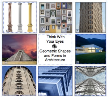 Visual Learning: Geometric Shapes and Forms in Architecture