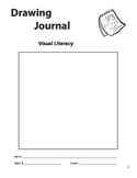Visual Literacy Drawing Journal