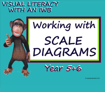 Visual Literacy – Working with Scale Diagrams – Year 5 & 6