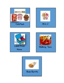 Visual Lunch Choices