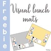 Visual Lunch Mats