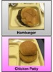 Visual Lunch Menu