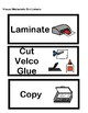Visual Materials To-Do Bin Labels!