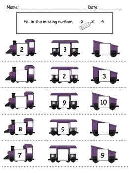 visual math activities for children with autism by the autism helper. Black Bedroom Furniture Sets. Home Design Ideas
