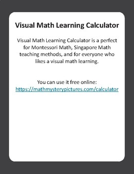 Visual Math Learning