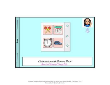 Visual Memory Book Companion