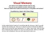 Visual Memory Cards