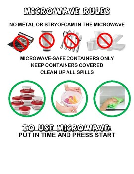 Visual Microwave Rules