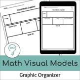 Math Visual Models | Graphic Organizer