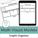 Math Visual Models | Graphic Organizer
