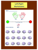 Visual Motor:  Left and Right Worksheets