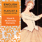Visual & Multimedia Elements - Playlist and Teaching Notes