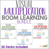 Visual Multiplication Boom Learning - Distance Learning