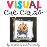 Visual Cue Cards