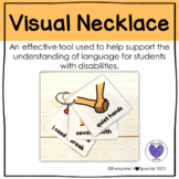 Visual Necklace- A tool used to support the understanding