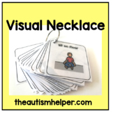 Visual Necklace for Children with Autism