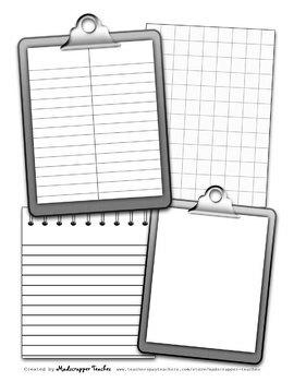 Visual Notetaking Printable Templates for Visual Sketchnotes