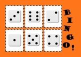 Visual Number BINGO (1-6)