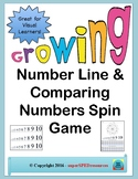 UDL Number Line & Comparing Numbers Game