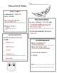 Visual Owl Pellet Worksheet