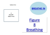 Visual PPT to guide deep breathing and calming down
