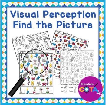 Visual Perception: Find the picture
