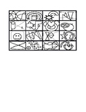 Visual Perceptual Bingo Game