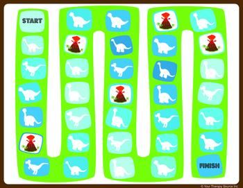 Visual Perceptual Clothes Pin Games