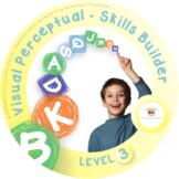 Visual Perceptual Skills Builder - Level 3 Bundle (All 350