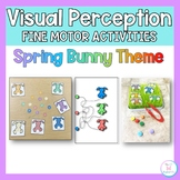Color Recognition Visual Motor Spring Packet