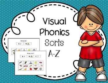 Visual Phonics Sorts