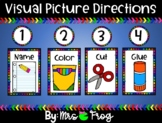 Visual Picture Directions